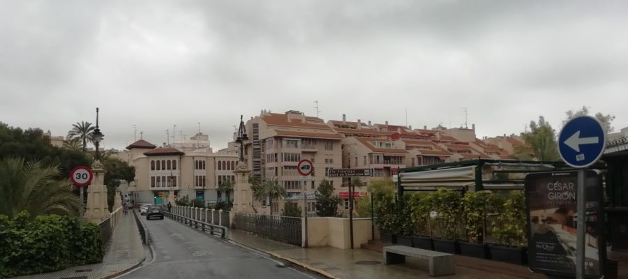 Puente de Canalejas de Elche.