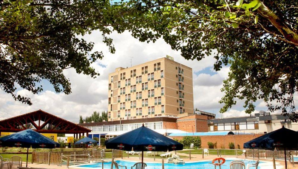 El Hotel Rey Sancho pone a disposición de la sanidad todas sus habitaciones