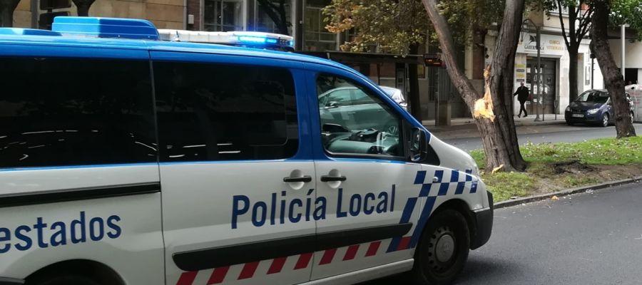 La Policía Municipal comienza a denunciar por incumplir el Estado de Alerta