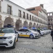 policia local de badajoz
