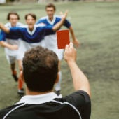 Los árbitros, probablemente los profesionales que sufren más insultos