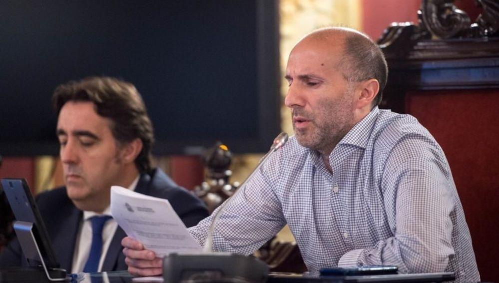 Perez Jacome alcalde de Ourense