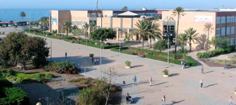 Complejo de la Universidad de Almería