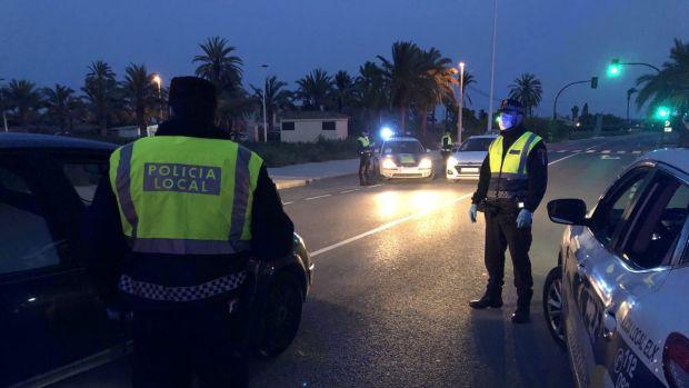 El Ayuntamiento de Elche advierte: se intensifican los controles policiales en Semana Santa para evitar desplazamientos a la costa