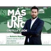 Más de Uno Castilla y León con Roberto Mayado.