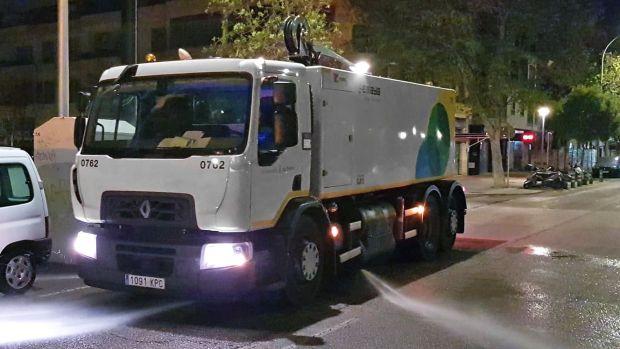 Camion de EMAYA