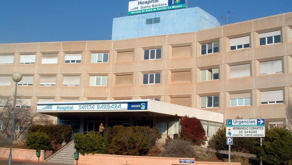 Los heridos fueron trasladados al Hospital de Puertollano