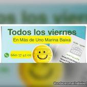 MAS DE UNO MARINA BAIXA OYENTES MENSAJES