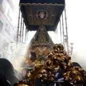 Dolores del Puente, Lunes Santo en la Semana Santa de Málaga