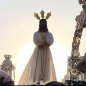 Nuestro Padre Jesús Cautivo en el Lunes Santo de la Semana Santa de Málaga