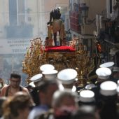 Gitanos, Lunes Santo en la Semana Santa de Málaga