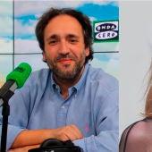 José Manuel Zapata y Ainhoa Arteta