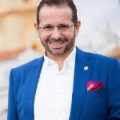 Ignacio Castillo, Hermano Mayor de la Cofradía del Cautivo