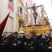 Cofradía de Las Penas Martes Santo en la Semana Santa de Málaga