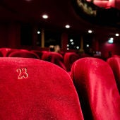 Butacas en un cine