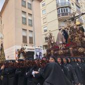 Cofradía Salesianos Miércoles Santo Semana Santa Málaga