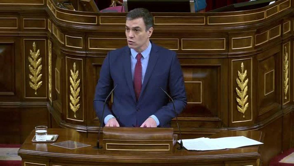 Coronavirus España hoy: Pedro Sánchez comparece en el Congreso, en directo