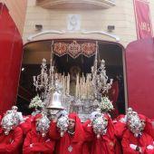 Cofradía Zamarrilla, Virgen de la Amargura Jueves Santo Semana Santa Málaga