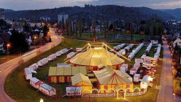 Rendimos homenaje al circo