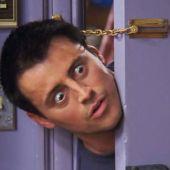 Matt LeBlanc como Joey en 'Friends'