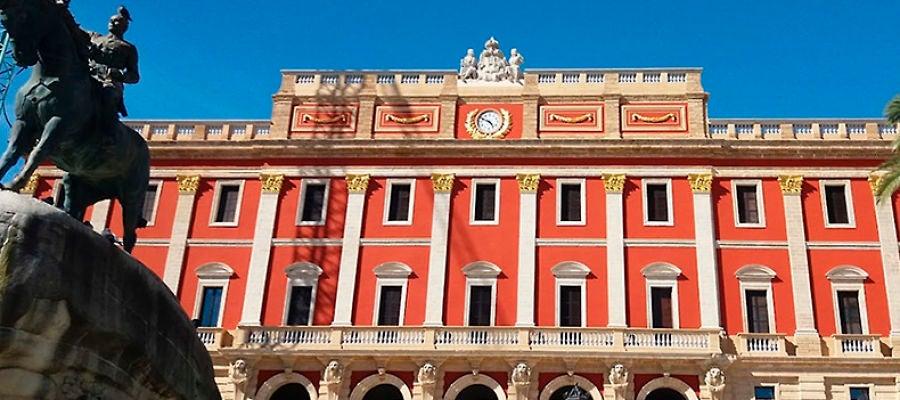 Ayuntamiento de San Fernando, en Cádiz