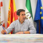 El vicepresidente y diputado de Fomento, Óscar Liria.