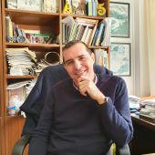 Jorge Olcina, científico de la Universidad de Alicante.
