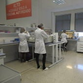 Laboratorio de Genetic Analysis Strategies en Elche.