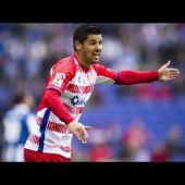 Nolito en el Granada CF