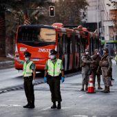 Chile se encuentra bajo el estado de excepción por catástrofe