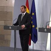 José Luis Ábalos y la ministra de Tranportes y Movilidad.