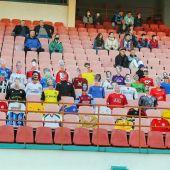 Grada de La liga de bielorrusia