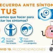 Cómo detectar los síntomas de un ictus