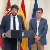 López Miras y Villegas