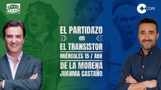 El 3x3 de De la Morena y Juanma Castaño para despedir una noche histórica