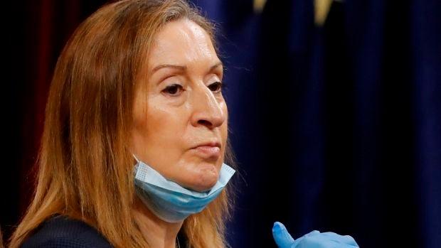 """Ana Pastor: """"La tardanza del Gobierno a la hora de actuar contra el Covid-19 provocó el colapso en la Sanidad"""""""