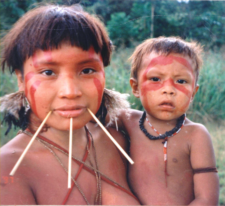 Mundo Bizarro: Los yanomani del Amazonas