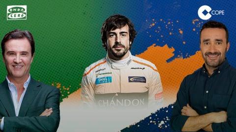 """Fernando Alonso: """"Nadie imaginaba una tragedia así, el virus ha sorprendido a todos"""""""