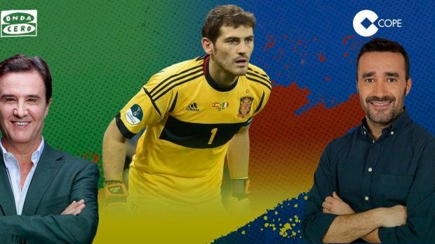 """Casillas, sobre su infarto: """"El Iker de hace un año no tiene nada que ver con el de ahora"""""""