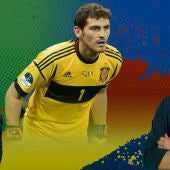 Iker Casillas, en 'El Partidazo en El Transistor'
