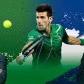Novak Djokovic en El Transistor