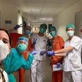 El Goya de Isabel de Ocampo en el hospital Ramón y Cajal