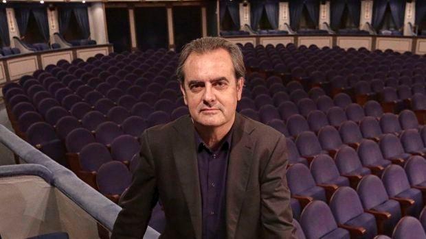 """Juan Antonio Vigar: """"Que se celebre el Festival de Málaga en agosto es bueno para San Sebastián"""""""