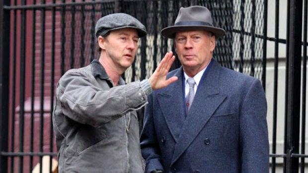 """Entrevista con Edward Norton [V.O.]: """"No podría haber hecho 'Huérfanos de Brooklyn' sin haber trabajado con Spike Lee"""""""