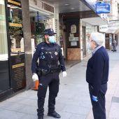 policia talavera incumplimiento
