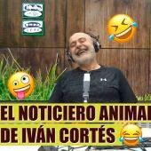 El noticiero animal de Iván Cortés