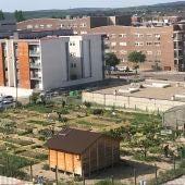 Huertos sociales de Cuenca