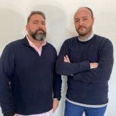 Carlos Hidalgo y José Manuel Jiménez.