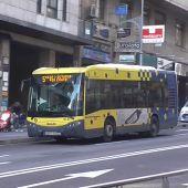 Bus urbano ourense