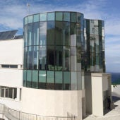 Residencia de Mayores 'Gerón', en Ceuta.